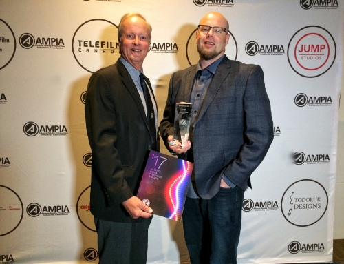 Going Wild Wins Best Documentary at AMPIA Awards!