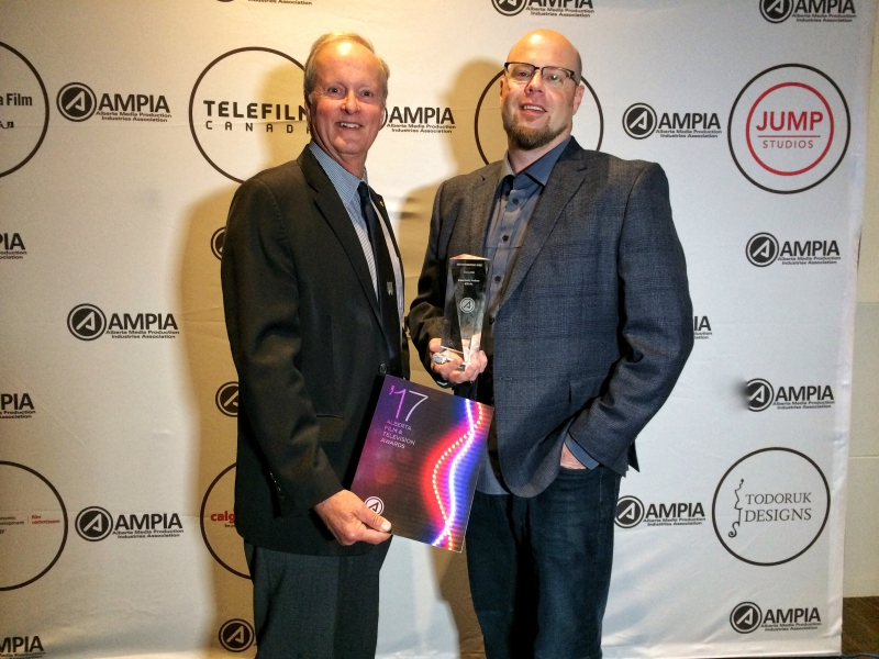 AMPIA Awards | Picture of Brian Keating & Jason Smith @ AMPIA Awards