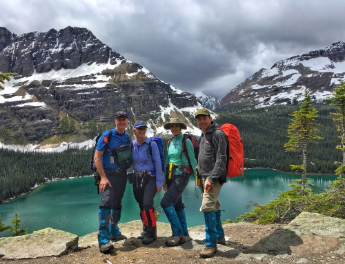 CBC Homestretch: Lake O'Hara Lodge