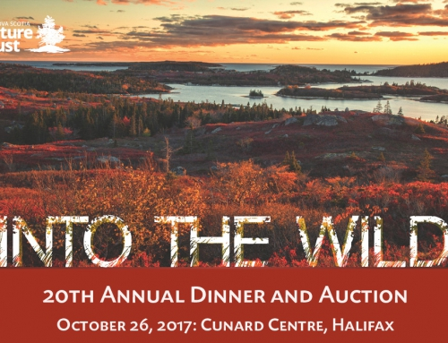 Join Brian Keating at Nature Trust's 20th Annual Dinner and Auction