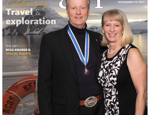 CBC Homestretch: Royal Canadian Geographical Society Annual Banquet and AGM