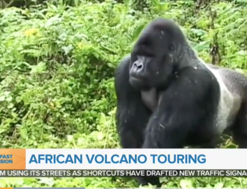 Brian Keating on City TV: African Volcano Touring