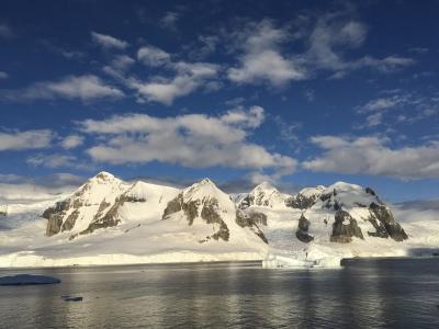 Brian Keating Antarctic Mountains 1