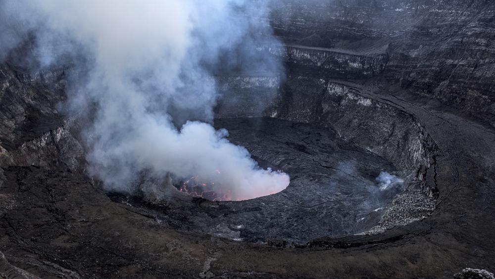 Mount Nyiragongo 2
